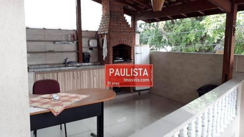 Imagem 1 de 30 de Sobrado Com 3 Dormitórios À Venda, 180 M² Por R$ 860.000,00 - Campo Belo - São Paulo/sp - So3912