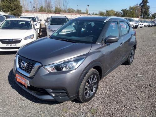 Nissan Kicks Sense Mt 2017