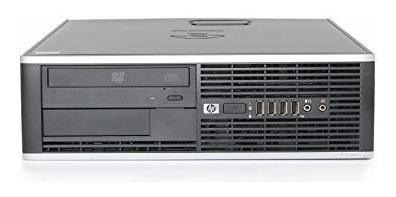 Cpu Hp 6000 Core 2 Quad 8gb Hd 1tb Wind7 Wifi