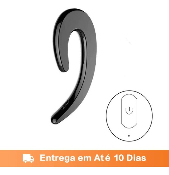 Fone Sem Fio Fones De Ouvido Bluetooth 4.2 Conduta Osso
