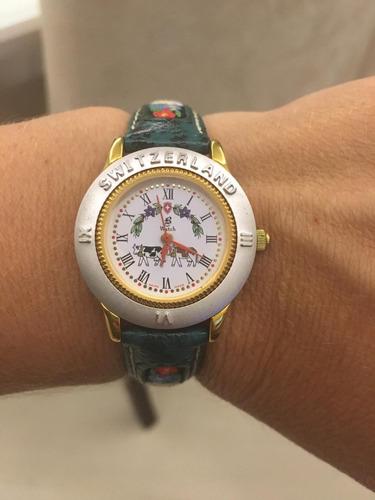 Relógio Vintage Swiss Watch