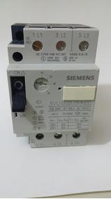 Guardamotor/interruptor De Potencia Siemens 3vu13
