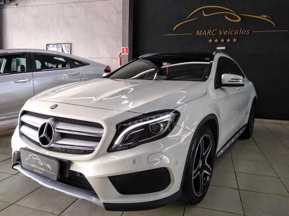 Mercedes Gla 2.0 4matic 2017 14200km Rodados