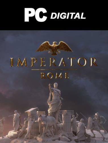 Imperator Rome Pc Español / Edición Deluxe Digital