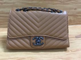 34db5d351 Cartera Chanel - Equipaje y Bolsas en Mercado Libre México