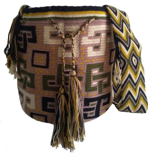 Mochilas Wayuu Originales Grandes