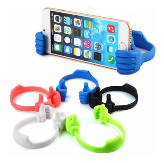 Suporte Dock Mesa Maozinha Ok Universal iPhone iPad Mini A61