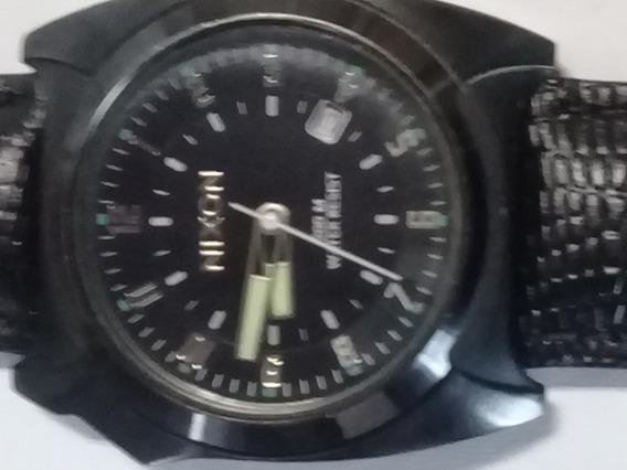 Relógio Key Preto