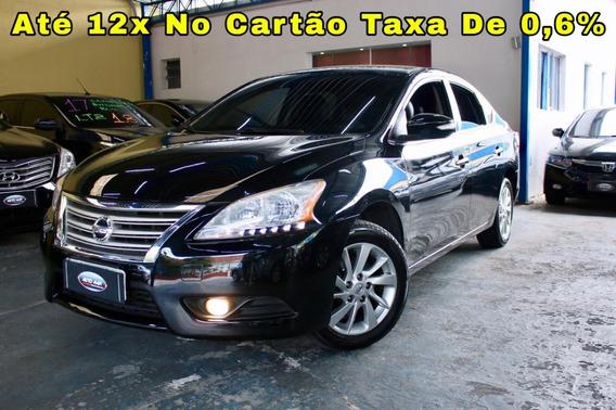 Nissan Sentra 2.0 Sv 2015 Automatico Troco