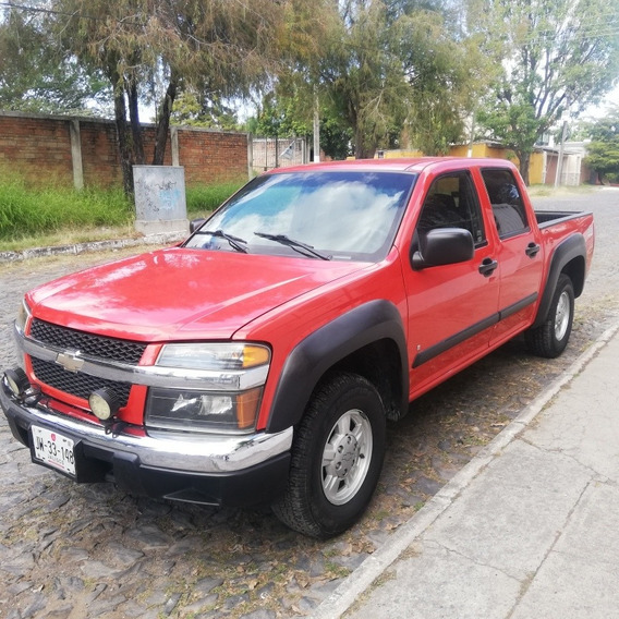 Chevrolet Colorado A L4 5vel Aa Doble Cabina 4x2 Mt 2008