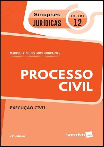 Colecao Sinopses Juridicas - Processo Civil - Processo De