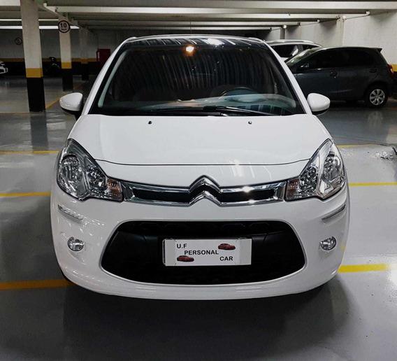 Citroën C3 1.2 Tendance Ptech Flex 5p 2018 Unico Dono