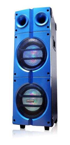 Parlante Bafle Portatil Panacom Sp-3405 Avalanche Bluetooth