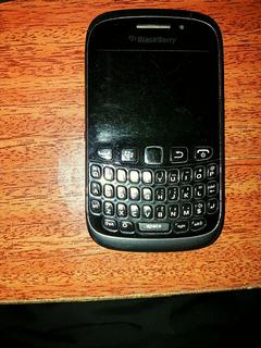 Blackberry 9320. Funcionamiento: Optimo