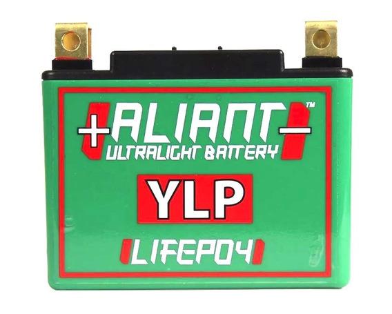 Bateria Lithium Litio Aliant Ylp14 Moto Competição Pista Rua