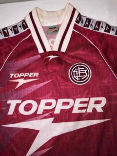 Camisa Do Club Atlético Lanus Da Argentina Infantil