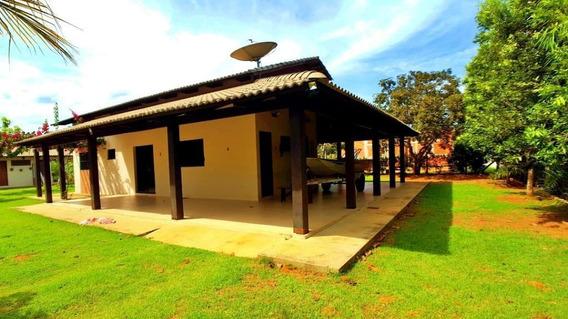 Chácara Em Plano Diretor Norte, Palmas/to De 250m² 3 Quartos À Venda Por R$ 380.000,00 - Ch385687