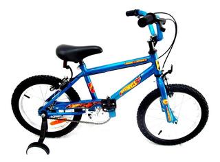 Bicicleta Halley Cross R 16 Varon Envio Gratis