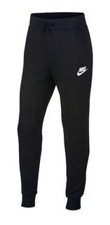 Pantalon Nike Negro G Nsw Niña Original Envio Gratis