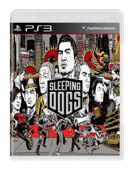 Jogo Sleeping Dogs - Ps3