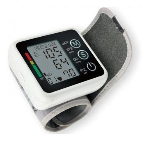 Medidor De Pressão Arterial Portátil Pulso Automático Digita