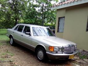 Mercedes Benz Clase Sl 1987