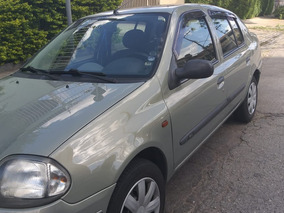 Clio Sedan 1.0 16v Gasolina Oportunidade