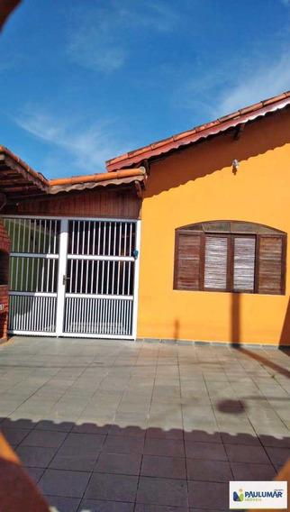 Casa Com 1 Dorm, Vila Seabra, Mongaguá - R$ 170 Mil, Cod: 829126 - V829126