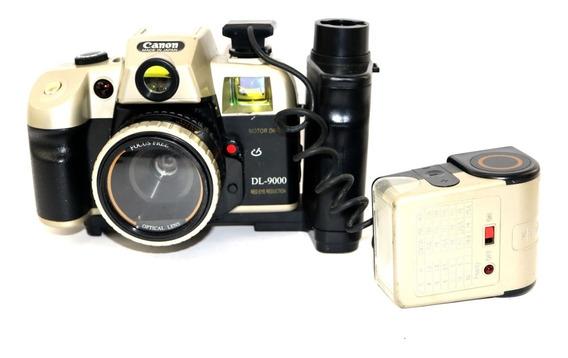 Câmera Canon Dl-9000 Decorativa Ou Retirada De Peças A11946