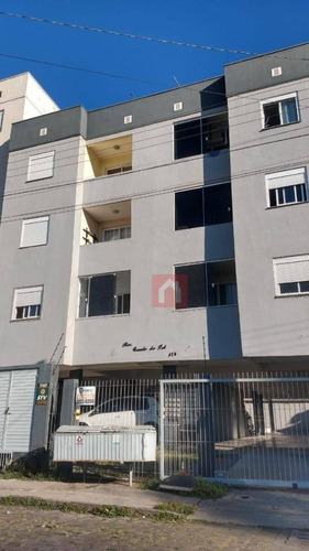 Apartamento Com 2 Dormitórios À Venda, 61 M² Por R$ 190.000,00 - Bela Vista - Caxias Do Sul/rs - Ap1428