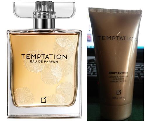 Set Temptation Mujer Unique