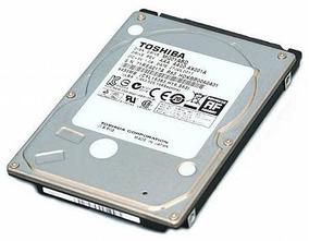 Hd Notebook Toshiba 500gb Sata3 7200rpm Super Slim 7mm Novo
