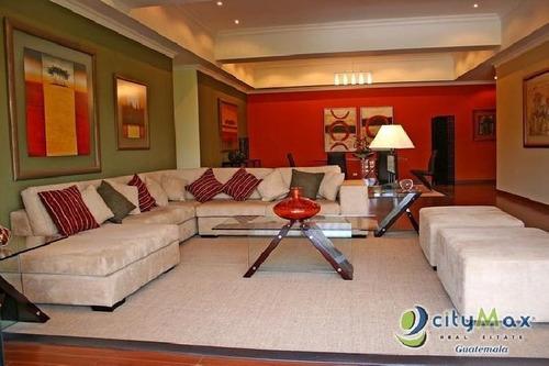Lindo Apartamento En Venta En Vista Hermosa Zona 15 - Pva-004-02-12