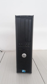 Computador Dell Intel Core 2duo Windowsxp 64bits Ram2gb