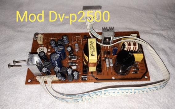 Placa Da Fonte Dvd Philco Modelo Dv-p2500 O Mesmo Da Fotos