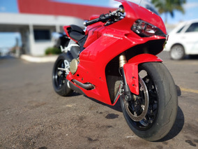 Ducati Panegali 1299 - 2017 - Vermelha Apenas 700 Km Rodados