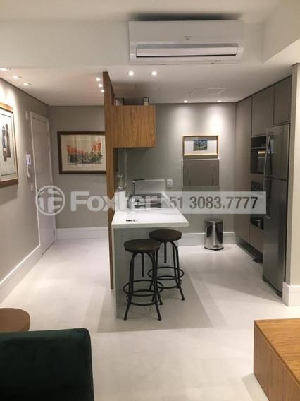 Apartamento, 1 Dormitórios, 54.24 M², Petrópolis - 190325