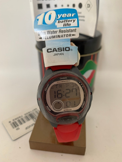 Relógio Casio Digital 2672/original/nf + Brinde