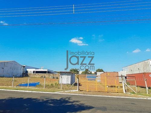 Área À Venda Ticlog, 2600 M² Por R$ 3.250.000 - Terminal Intermodal De Cargas (tic) - Campinas/sp - Ar1924