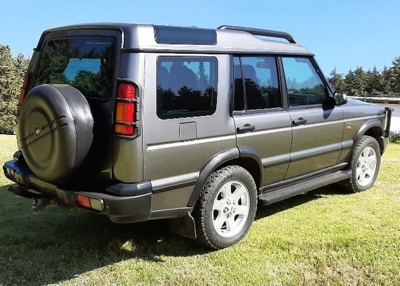 Land Rover Discovery Il 2004 Se7