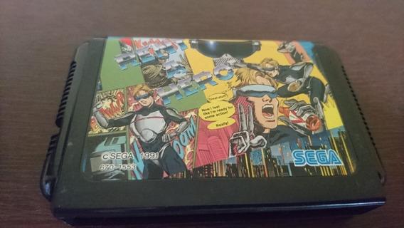 Rent A Hero Original Pra Mega Drive/ Sega Genesis