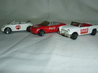 Autos Coca Cola Matchbox S/10.00 Soles C