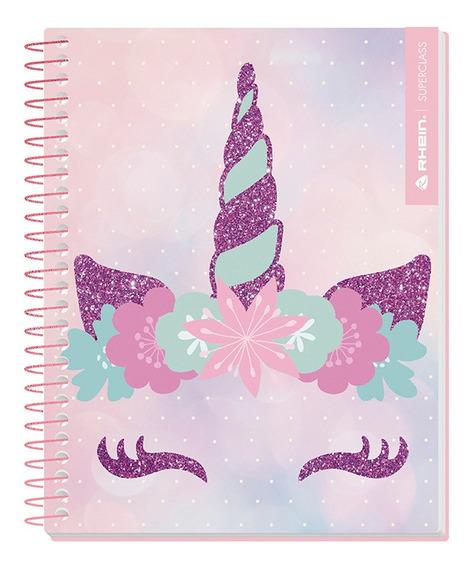 Pack 5 Cuadernos Premium Rhein Sueños Y Magia 1/2 Oficio