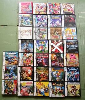 Juegos Para Nintendo Ds Mario, Zelda, Castlevania