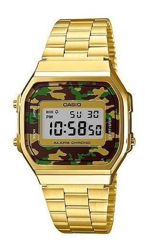Relógio Casio Vintage A168wegc