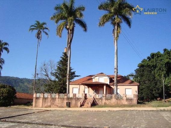 Sítio À Venda De 243 Alqueires Por R$ 16.000.000 - Rural - Socorro Sp - Si0254