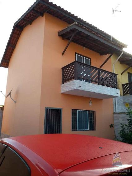 Sobrado Com 2 Dorms, Balneário Flórida Mirim, Mongaguá - R$ 195 Mil, Cod: 6637 - V6637