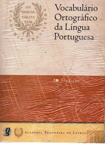 Imagem 1 de 1 de Livro Vocabulario Ortografico Da Lingua Portuguesa