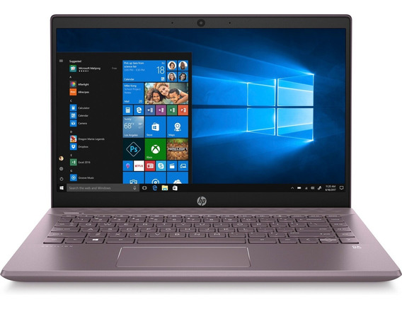 Notebook Pavilion Hp Intel Core I5-8265u 8gb Ssd256gb