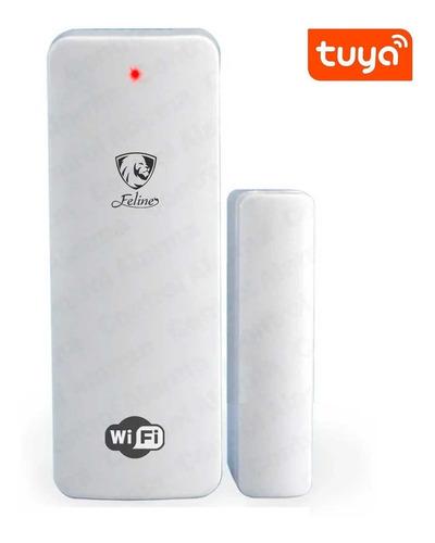 Imagen 1 de 9 de  Alarma Wifi Alexa Google Seguridad Magnetico Puerta Ventana